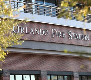 The city of Orlando is asking a judge to reverse the decision of an arbitrator that reinstated a firefighter who audio recorded a city commissioner during a medical call. (Photo/Stephen M. Dowell, Orlando Sentinel)