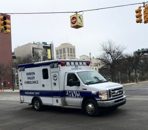 Ann Arbor's fire chief is continuing his push for the fire department to have its own ambulance, raising concerns about response times months after a patient called for an Uber while waiting for an ambulance. The chief said he doesn't seek to replace Huron Valley Ambulance, the area's current provider. (Photo/Ryan Stanton, MLive.com)