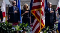 Biden praises police during40th Annual National Peace Officers' Memorial Service