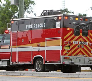 A Seminole County firefighter was suspended without pay for three days last month after allegedly partying when he was supposed to be quarantining after testing positive for COVID-19.
