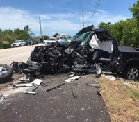 Fla. fire captain, family injured in off-duty crash