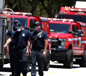 Reports released Monday from Fort Lauderdale Fire and Rescue and Broward County Fire and Rescue found twice as many people were already dead when responders arrived at their home in April than a year earlier, and the pattern appears to be continuing in May. (Photo/MCT)