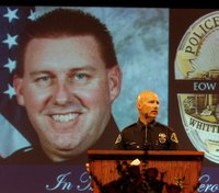Calif. justice reforms questioned after officer's slaying