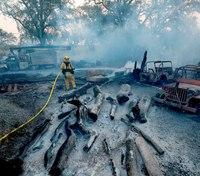 2 firefighters burned in Kincade Fire