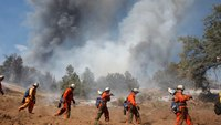 Should inmates fighting Calif. wildfires deserve a chance at full-time jobs?