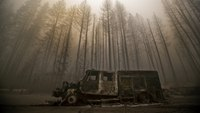 As California's Dixie Fire nears 500,000 acres, containment is still weeks away