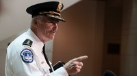 Capitol Police briefs leaders on Sept. 18 rally prep