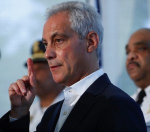 Mayor Rahm Emanuel of Chicago introduced the new deal on Thursday.