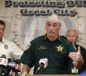 Volusia County Sheriff Mike Chitwood calls the health department's latest withholding of COVID-19 information