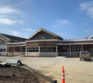 Columbus Fire Station No. 35 at 711 N. Waggoner Road on the Far East Side is scheduled to open in early January. (Photo/Columbus Division of Fire)