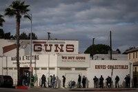 US judge won't block gun store closures in Los Angeles