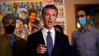 Gov. Newsom fights plan to mandate COVID vaccines for Calif. COs