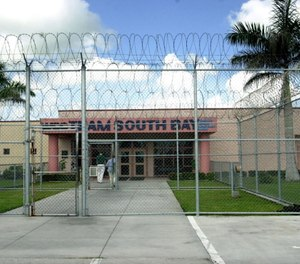 South Bay Correctional Facility in Florida.