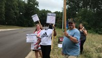 COs protest working conditions in Mich. prisons