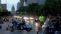 Austin EMS sees increase in motorcycle crashes during biker rally