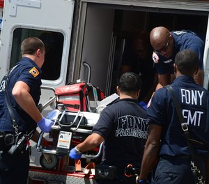 The FDNY issued an order Friday saying 911 calls for asthma attacks, fever, coughs and difficult breathing will only be handled by EMS due to coronavirus concerns.