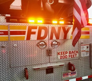 FDNY Commissioner Daniel Nigro has said that the number COVID-19 cases at the department is now 170, more than twice the number reported on Wednesday. (Photo/Rose Abuin, New York Daily News)