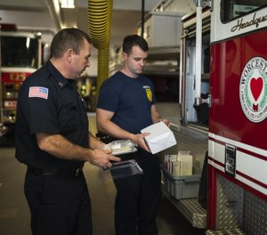 Whether you're in a big metropolitan fire department or a small rural volunteer department, if you are providing EMS or first responder-type services, you need to learn as much as you practically can about the COVID-19 pandemic in the shortest amount of time as possible. (Photo/MCT)