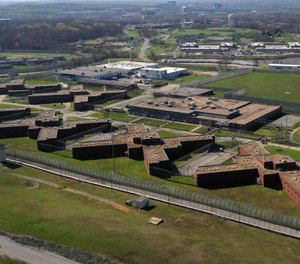 A state prison correctional officer has died from COVID-19, according to the AFSCME union. (Photo/Jerry Jackson of Baltimore Sun via TNS)