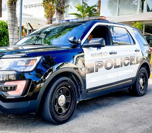 A Miami police officer's wife has died after being accidentally locked inside the backseat of an SUV like this one. (Photo/Dreamstime/TNS)