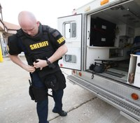 Tactical medics approved to carry handguns