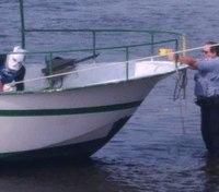 Police arrest boat pirating suspect on Mississippi River