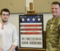 Minn. inmates use art to honor fallen Guardsmen