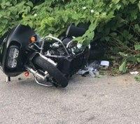 RI firefighter dies in motorcycle crash