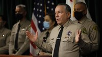 L.A. County sheriff has legal power to ban deputy cliques, lawyers say
