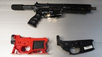 LAPD: Shooting of detective led to bust of gang making 'ghost guns'