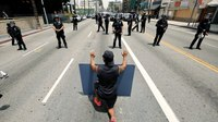 Calif. lawmakers push for police misconduct panel, expanded chokehold ban