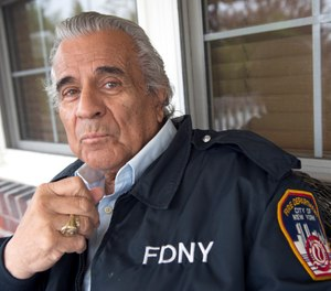 Retired FDNY Fire Marshal John Knox, 84, has died from COVID-19. Knox had suffered from 9/11-related illness and reduced lung function. (Photo/Debbie Egan-Chin, New York Daily News)