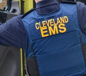 A man is accused of robbing a Cleveland paramedic at gunpoint in Tremont.