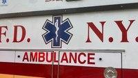 FDNY EMT arrested after rig fatally strikes pedestrian