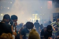 NC city stops funding of police chemical agents amid protests, heavy criticism