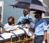 Cop injured on-duty gets new handicap-accessible van