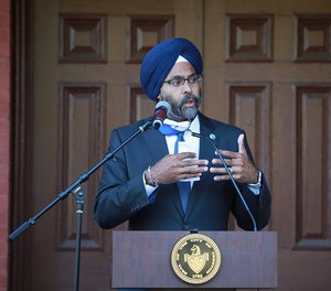 New Jersey Attorney General Gurbir S. Grewal.