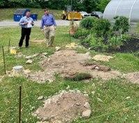 Mass. county sheriff's office launches inmate gardening program