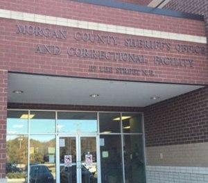 Morgan County Correctional Facility. (Photo/Carol Robinson of AL.com via TNS)