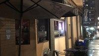 Fire lieutenant stabbed at Portland bar