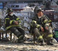 Researcher studying health effects of World Trade Center dust on 9/11 first responders