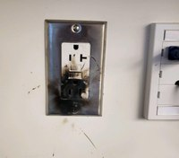 Firefighters warn of dangerous TikTok trend after outlet scorched at Mass. high school