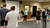 Ore. city paramedics and EMTs complete mandated self-defense classes
