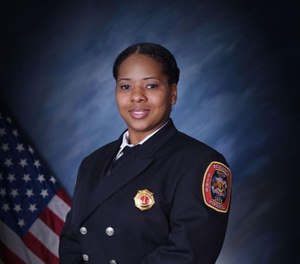 Fire Lt. Ashley N. Berry had been with the Richmond Fire Department since 2011. She recently had been assigned to the fire marshal's office. (Photo/Richmond Fire Department)