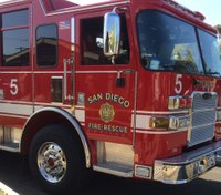 San Diego spending $59M on new fire engines, ladder trucks