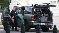 Watch: Capitol police use flash bang to arrest man in suspicious car outside SCOTUS
