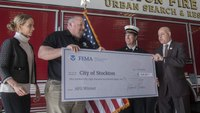 Fire department in Calif. awarded nearly $1M for paramedic training