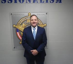 Williamson County Sheriff Robert Chody.