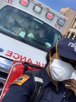 Emergency relief fund aids FDNY EMT who lost 2nd job during pandemic