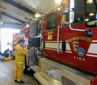 Calif. volunteer FD transitions to professional after legal fight